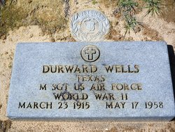 Durward Wells