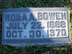 Rosa Anna <I>Beran</I> Bowen