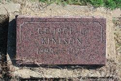 George L Kinison