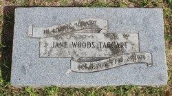 Jane Knox <I>Woods</I> Taggart