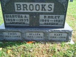 D Brooks