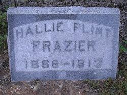 "Harriet Lavinia ""Hallie"" <I>Flint</I> Frazier"