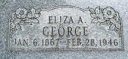 """Eliza """"Lisette"""" <I>Aeschbacher</I> George"""