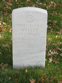 Theodore Walter Fechner