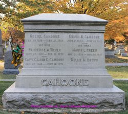 Maria L <I>Green</I> Cahoone
