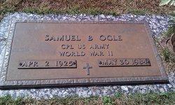 "Samuel Burton ""S.B."" Ogle Jr."