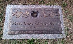 "Estel Carl ""Jack"" Huff"