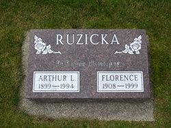 Arthur Lewis Ruzicka