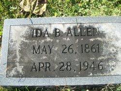 Ida Belle <I>Whaley</I> Allen