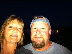 Dee and Burton