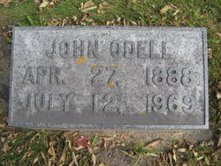 John Kennedy Odell