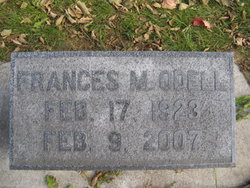 Frances Mary Odell