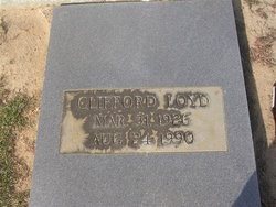 Clifford Loyd Bloodworth