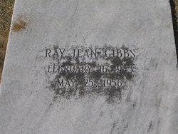 Ray Jean Gibbs