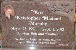 "Kristopher Michael ""Kris"" Murphy"