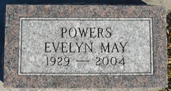 Evelyn May <I>Scott</I> Powers