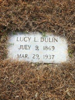 Lucy Matilda <I>Long</I> Dulin