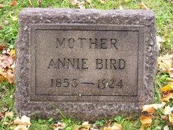 """Anna """"Annie"""" <I>Patterson</I> Bird"""