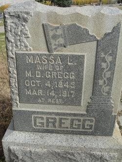 Massa L. Gregg