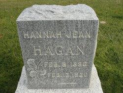 Hannah Jean Hagan