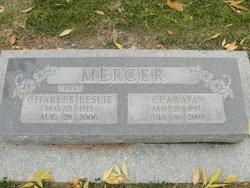 Clara Allen Mercer