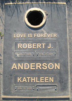 Robert J Anderson