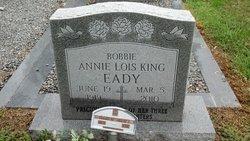 "Annie Lois ""Bobbie"" <I>King</I> Eady"