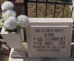Gloria <I>Ortiz</I> Aldana