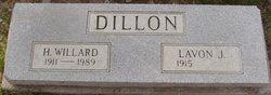 Lavon J <I>Jones</I> Dillon