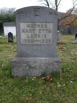 Mary Etta <I>Griffith</I> Larkin