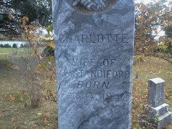 Charlotte <I>Hendren</I> Standiford