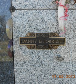 Danny Dewayne Forrest