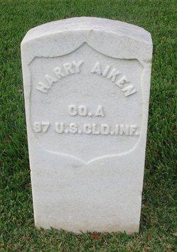 Harry Aiken