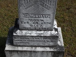 "Sanford Marion ""Sant"" Loyd"
