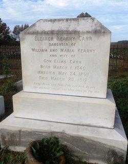 Eleanor <I>Kearny</I> Carr