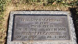 Helen Rae <I>O'Boyle</I> Campbell