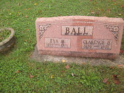 Clarence H Ball