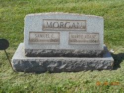 Marye <I>Adams</I> Morgan