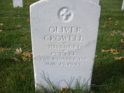 Oliver Crowell