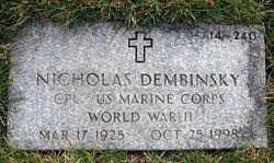 Nicholas Dembinsky
