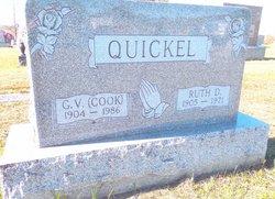 Ruth D Quickel