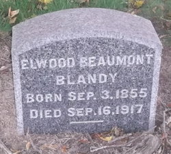 Elwood Beaumont Blandy