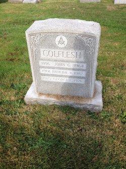 George E Colflesh