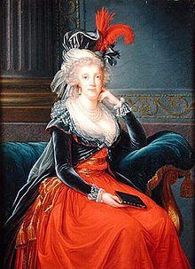 Maria Carolina of Habsburg