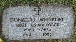 Donald Weiskopf