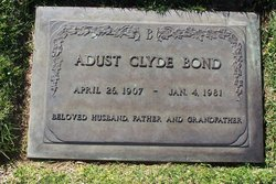 Adust Clyde Bond