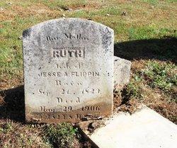 Ruth <I>Adams</I> Flippin