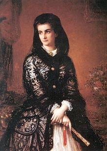 Maria Sophie - Duchess of Bavaria