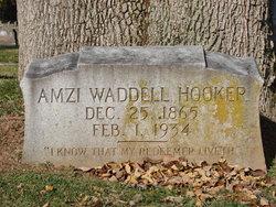 Amzi Waddell Hooker