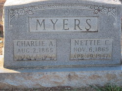 Charlie A. Myers